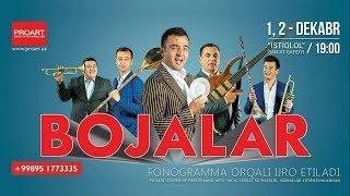 Bojalar SHOU 2017 - 50 kulgu 50 qo'shiq nomli konsert dasturi 2017