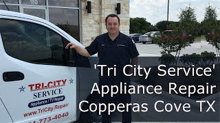 Copperas Cove (TX) United States  city photos : Appliance Repair Copperas Cove, TX - Review Video