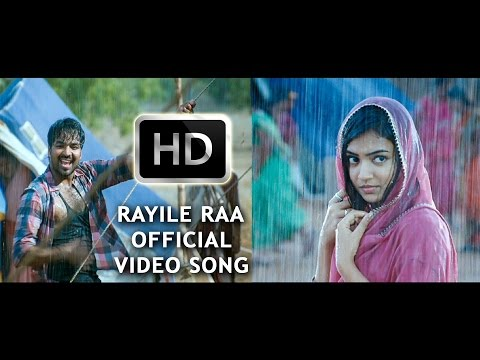 Rayile Raa Official Full Video Song - Thirumanam Enum...