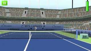 First Person Tennis 2 YouTube video