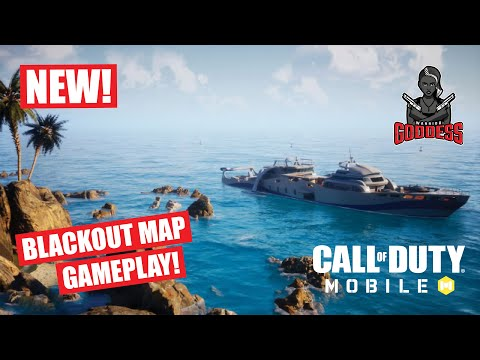 Preview | **Blackout** Battle Royale Map | **Gameplay** | Season 8 Anniversary | Call of Duty Mobile