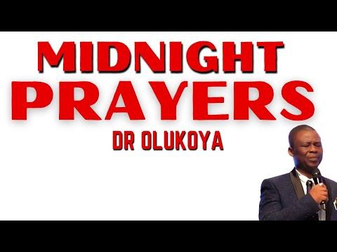 Midnight Prayers - Dr Dk Olukoya