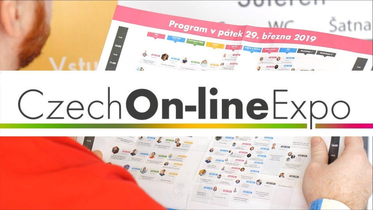 CzechOnlineExpo 2019 (postprodukce)