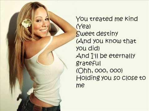 Mariah Carey - Vision of Love Lyrics