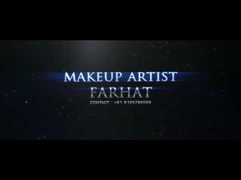 Bridal makeup by Farhat (видео)