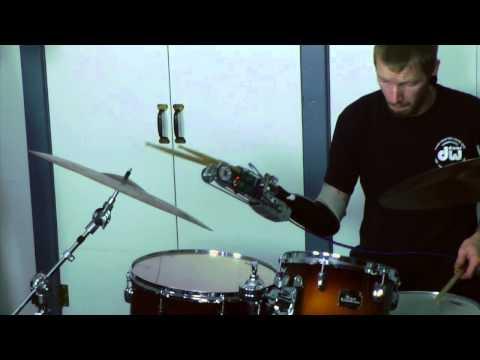 Robotic Drum Prosthesis Project