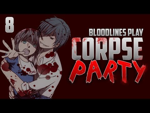 Corpse party (Кишки,Маю,Учительница) # 8