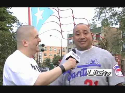 UGTV ALEX ORTIZ ON BEING LATINO