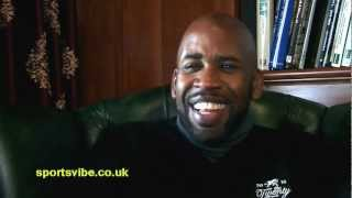 DJ Spoony Talks Golf, Liverpool FC and Celtic Manor