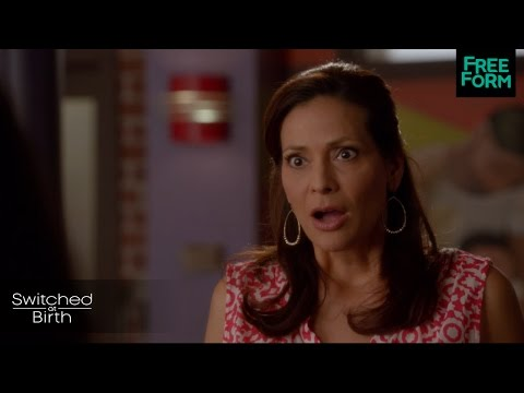 Switched at Birth 4.12 (Clip 'Bay and Regina')