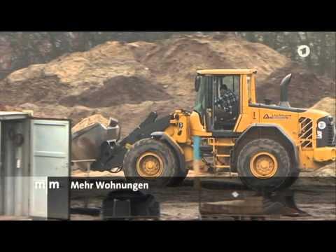 Wirtschaftsnews: Wohnungsbau boomt in Deutschland