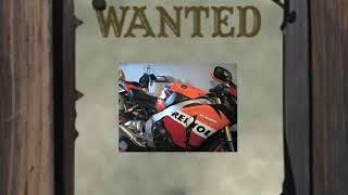 5. RANDYS CABANTOG 2011 HONDA CBR1000RR ABS/REPSOL