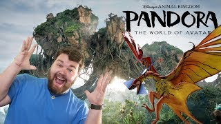 Video My 1st trip to Pandora in Disney World! - Vlog MP3, 3GP, MP4, WEBM, AVI, FLV Agustus 2018