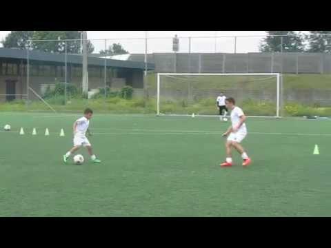 Pietro 9 ans petit prodige du football