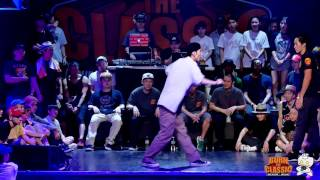 Jaygee vs Rize – Burn the clasic Final