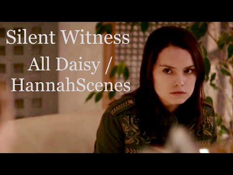 Silent Witness  Hannah Kennedy All Scenes