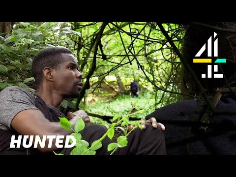VERY INTENSE Captures & Chase Scenes! Pt. 2   Hunted Series 5