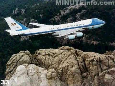 Air Force One, avion presidencial de los ESTADOS UNIDOS