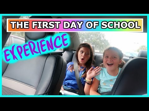 THE FIRST DAY OF SCHOOL EXPERIENCE 👍👎 #297 (видео)