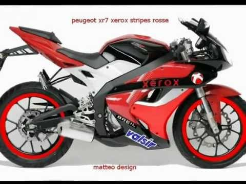 xr7 - una lotta tra 4 incredibili motori.