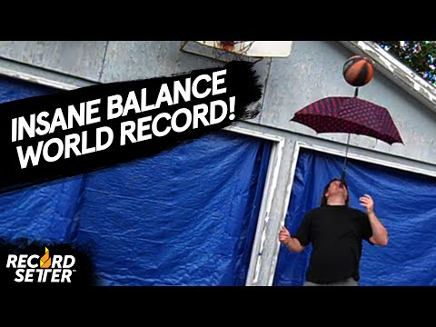 Insane Balance World Record