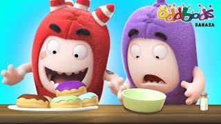 Video Kartun | Oddbods - Pembalik Makanan | Kartun Lucu Untuk Anak MP3, 3GP, MP4, WEBM, AVI, FLV September 2018