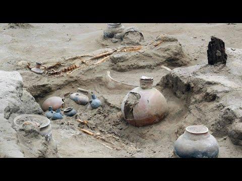 Peru: Spektakuläre Entdeckung - bisherige Theorien auf  ...