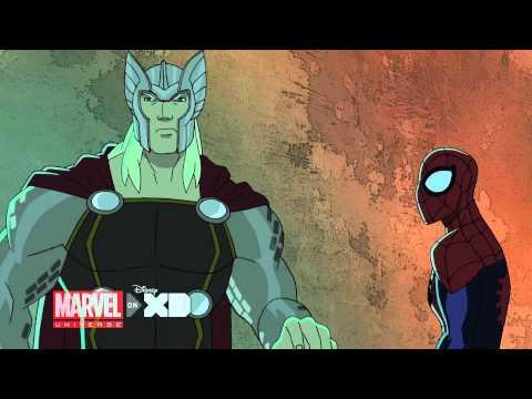 Marvel's Avengers Assemble 2.15 (Clip)