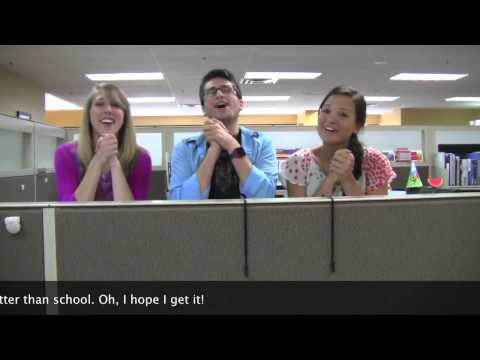 "Intern Program: ClearVision's ""Hire Me, Maybe,"" Inspired by Carly Rae Jepsen's ""Call Me, Maybe"""