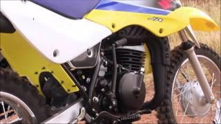 6. MXTV Bike Review - Suzuki JR80