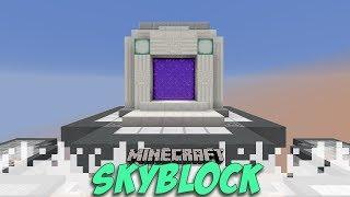Pretty Portal - Skyblock Season 2 - EP17 (Minecraft Video)