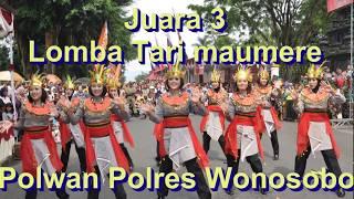 Video Maumere Polwan Polres Wonosobo MP3, 3GP, MP4, WEBM, AVI, FLV Januari 2019