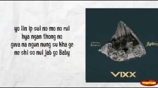 Artist   : VIXXSong     : The CloserAlbum : KratosCredits for the song : CJ E & MNO COPYRIGHT INFRINGEMENT INTENDED!