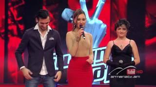 David-Առաջին և միակ vs. Meline-I Just Want to Make Love to You-Voice of Armenia-Knockouts-Season 3