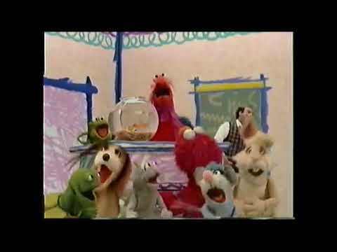 Elmo's World In Birthday Game And More Opening And Closing Titles