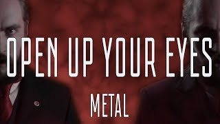 Download Lagu Tempest Shadow - Open Up Your Eyes ( metal cover by Elias Frost) Mp3