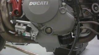 9. Ducati Oil Change 848 1098 1198 extended version