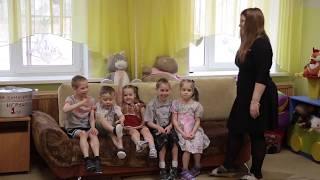 """Благотворительная акция УК """"Юстас"""" в детском доме №2"""