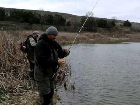 рыбалка чокур-эли крым