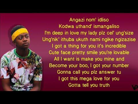 Pmanic - Deep in love (Lyrics)