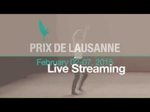 2015 Prix de Lausanne Live Streaming