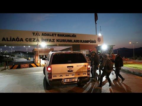 Τουρκίᨨ: Κρίσιμη συνεδρίαση του τουρκικού δικαστηρίου για τον πάστορα Μπράνσον…