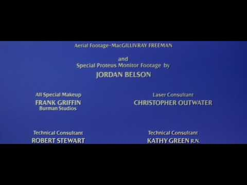 (1977) Demon Seed (end Credits)