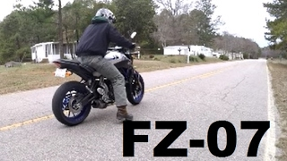 8. 2016 FZ-07 Pure Sound *No Music*