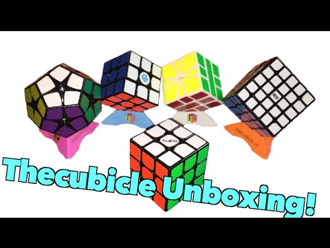 Awesome Cubicle Unboxing! Valk 3, Gans Air, and more!