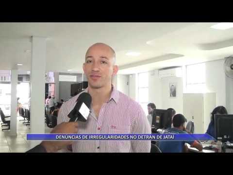 JATAÍ | Detran recebe denúncias de irregularidades