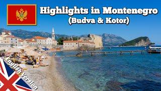 Budva Montenegro  city photos : Budva & Kotor - Things to do in Montenegro (Balkan Road Trip 04)