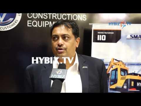 , Anup Nair,Hyundai constructions Equipment India