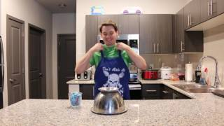 Carson Cooks Oreo Truffle Pops: A Maybe How To Video Fail..?