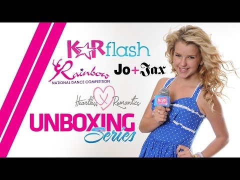 KARtv UNBOXING SERIES with Host Madison Curtis - KAR, Rainbow & Jo+Jax Clothing